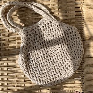 Urban Outfitters Crochet Purse